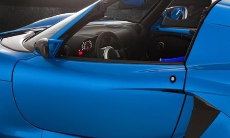 Detroit Electric SP:01 azul, exterior 06