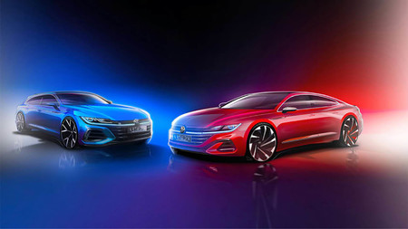 Volkswagen Arteon R Shooting Brake y Arteon 2021