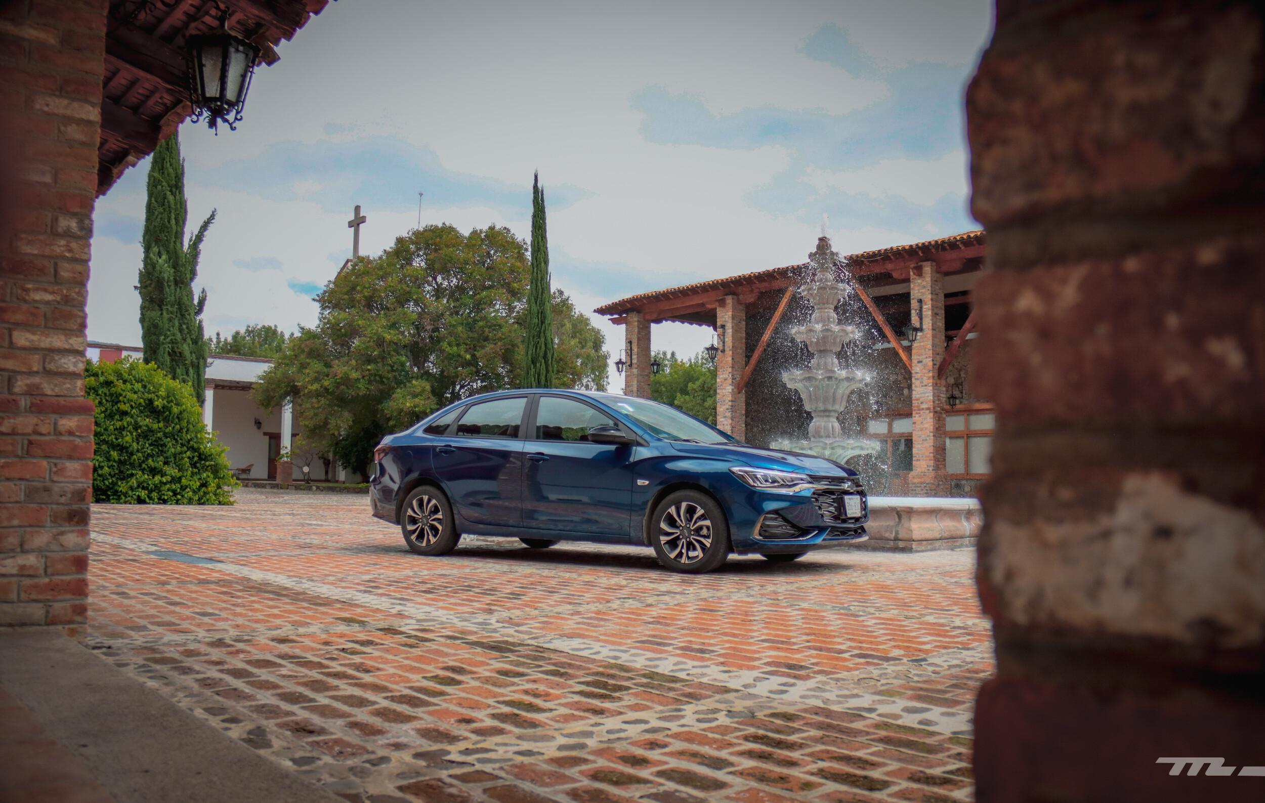 Foto de Chevrolet Cavalier Turbo 2022: Primer vistazo (11/37)