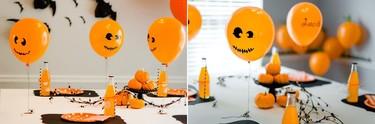 7 ideas sencillas para decorar una fiesta de Halloween
