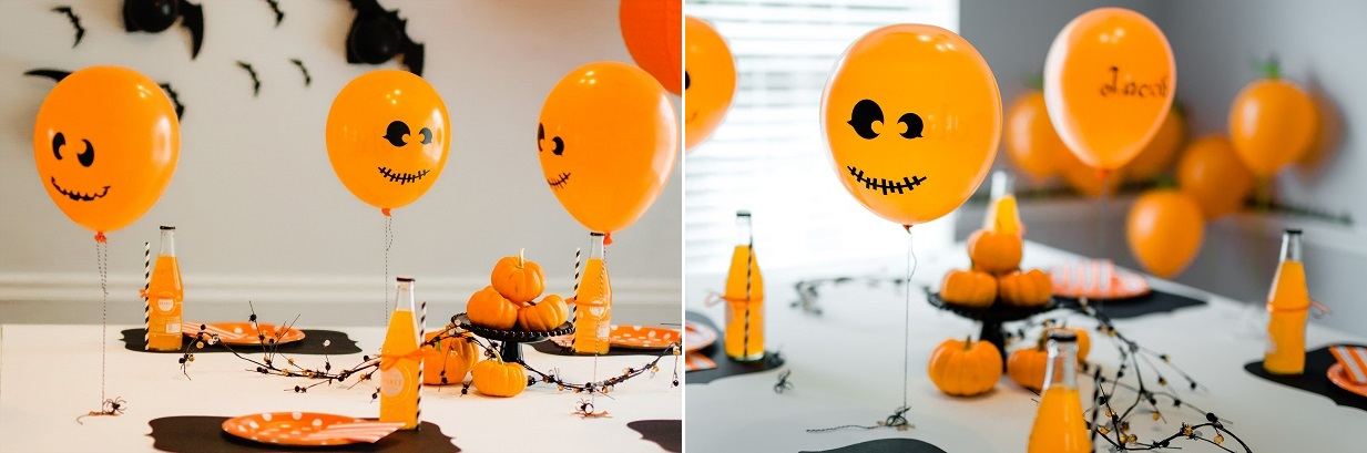 7 ideas sencillas para decorar una fiesta de halloween for Decoracion fiesta halloween