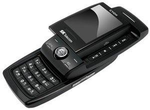 LG-SD910, teléfono con tres pisos