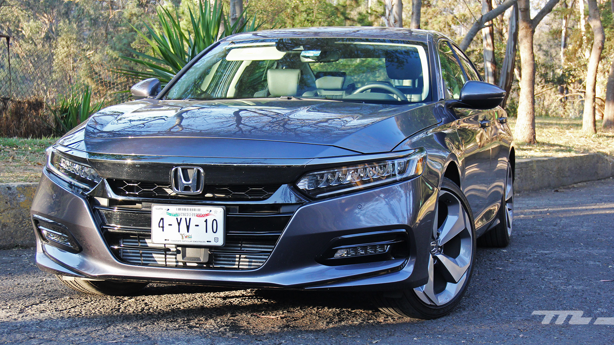 Foto de Honda Accord Touring 2.0T 2018 (10/18)