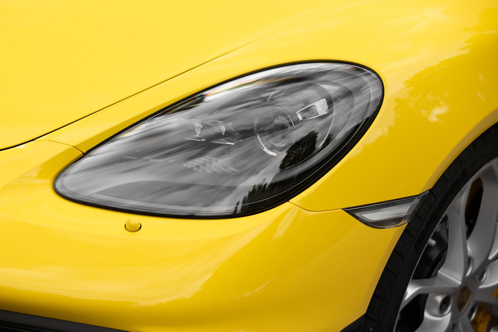 Foto de Porsche 718 Spyder (prueba contacto) (241/296)