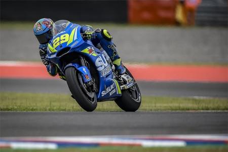 Andrea Iannone Gp Argentina Motogp 2018 4