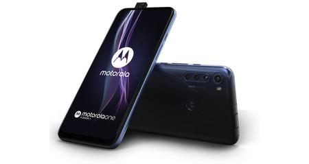 Motorola One Fusion+: cámara retráctil y batería de 5.000 mAh para el último miembro de la familia One