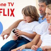 Netflix, fútbol y TV esencial gratis con Vodafone hasta un año