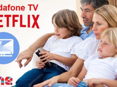 Netflix dejará de estar incluido gratis en Vodafone