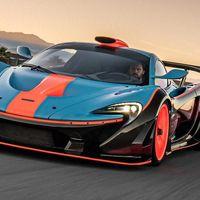El McLaren P1 GTR-18 preparado por Lanzante es un devorador de asfalto ataviado con los colores de Gulf