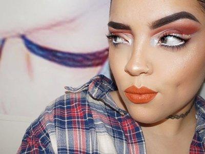 Eyeliner invisible o eyeliner flotante, la tendencia makeup que aprovecha a tope el espacio negativo