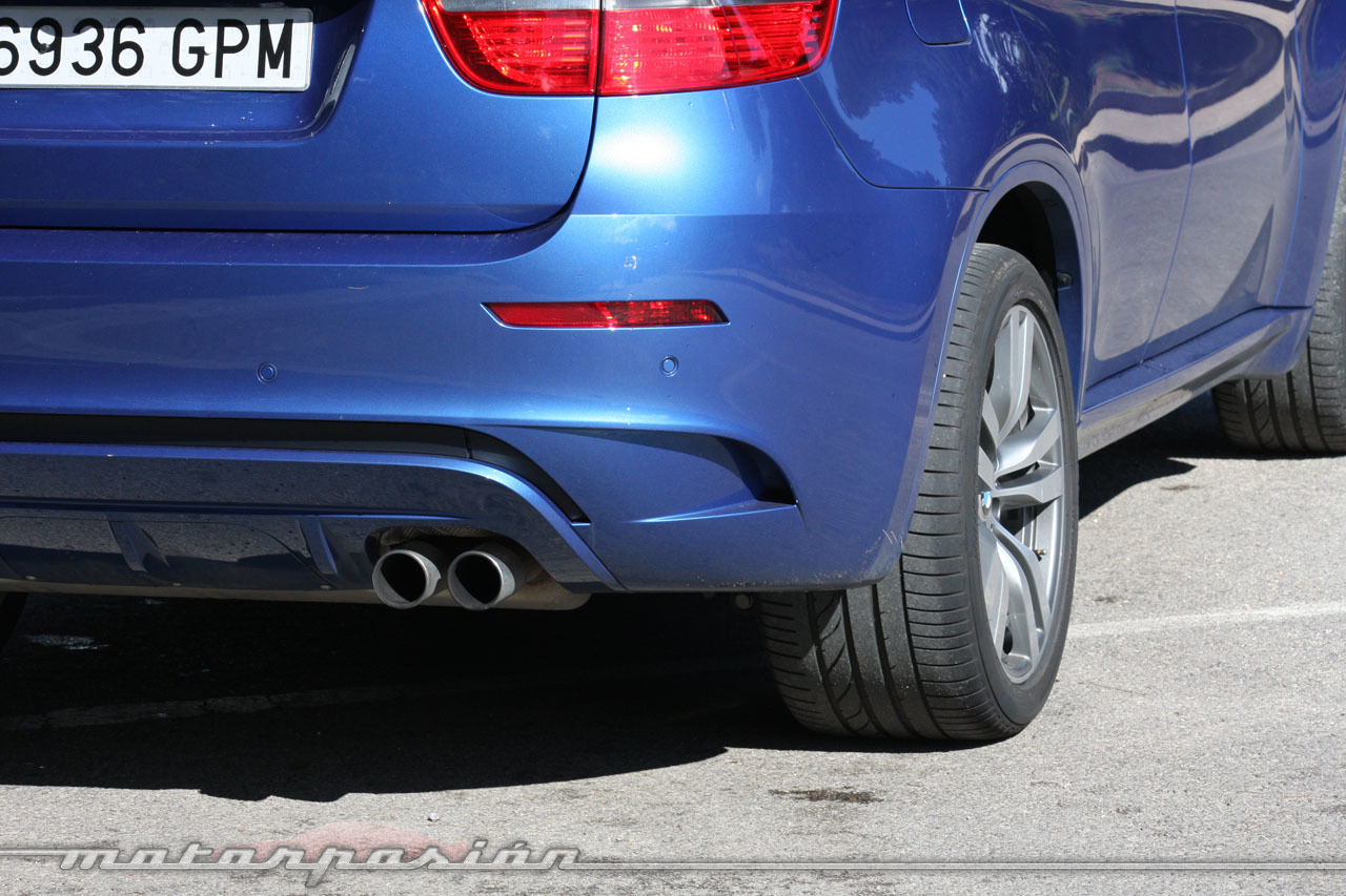 Foto de BMW X6 M (prueba) (34/41)