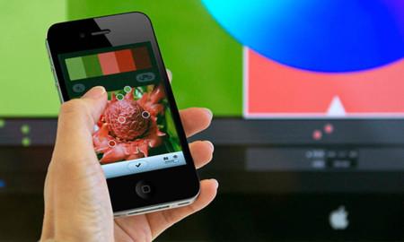 Adobe lanza por fin Kuler para el iPhone, aplicación selectora de color