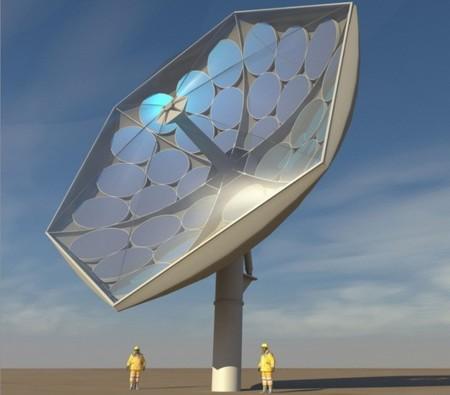 IBM pone tecnología de los supercomputadores en un nuevo concentrador solar