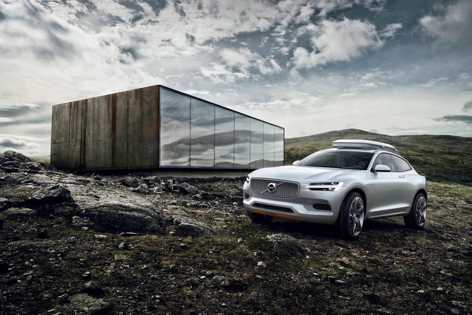 Foto de Volvo Concept XC Coupe (5/9)