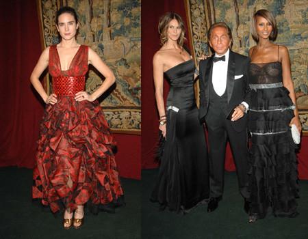El Mundo de la moda solidario en la lucha contra el sida en Nueva York