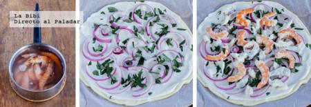 Pizza Camaron Prep