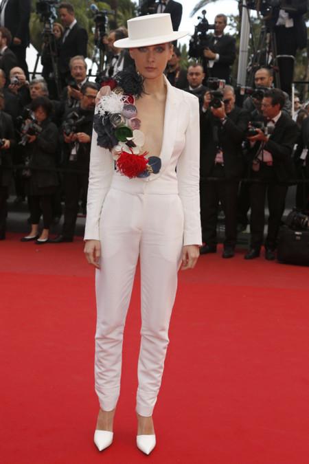 Olga Sorokina Festival de Cannes peor vestidas