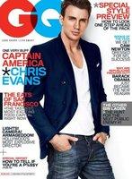 Chris Evans para GQ: El Capitán América nunca pensó, ni en sus mejores tiempos, que vestiría de Gucci
