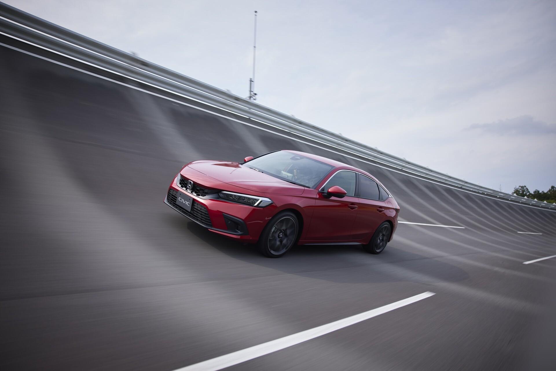 Foto de Honda Civic Hatchback 2022 (17/18)