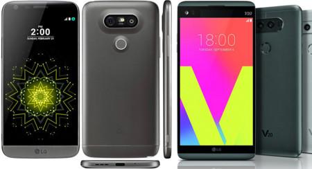 LG V20 vs LG G5, dos formas de entender la gama alta que pueden convivir perfectamente