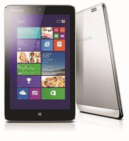 Lenovo retira sus tablets pequeñas con Windows de Estados Unidos debido a la poca demanda
