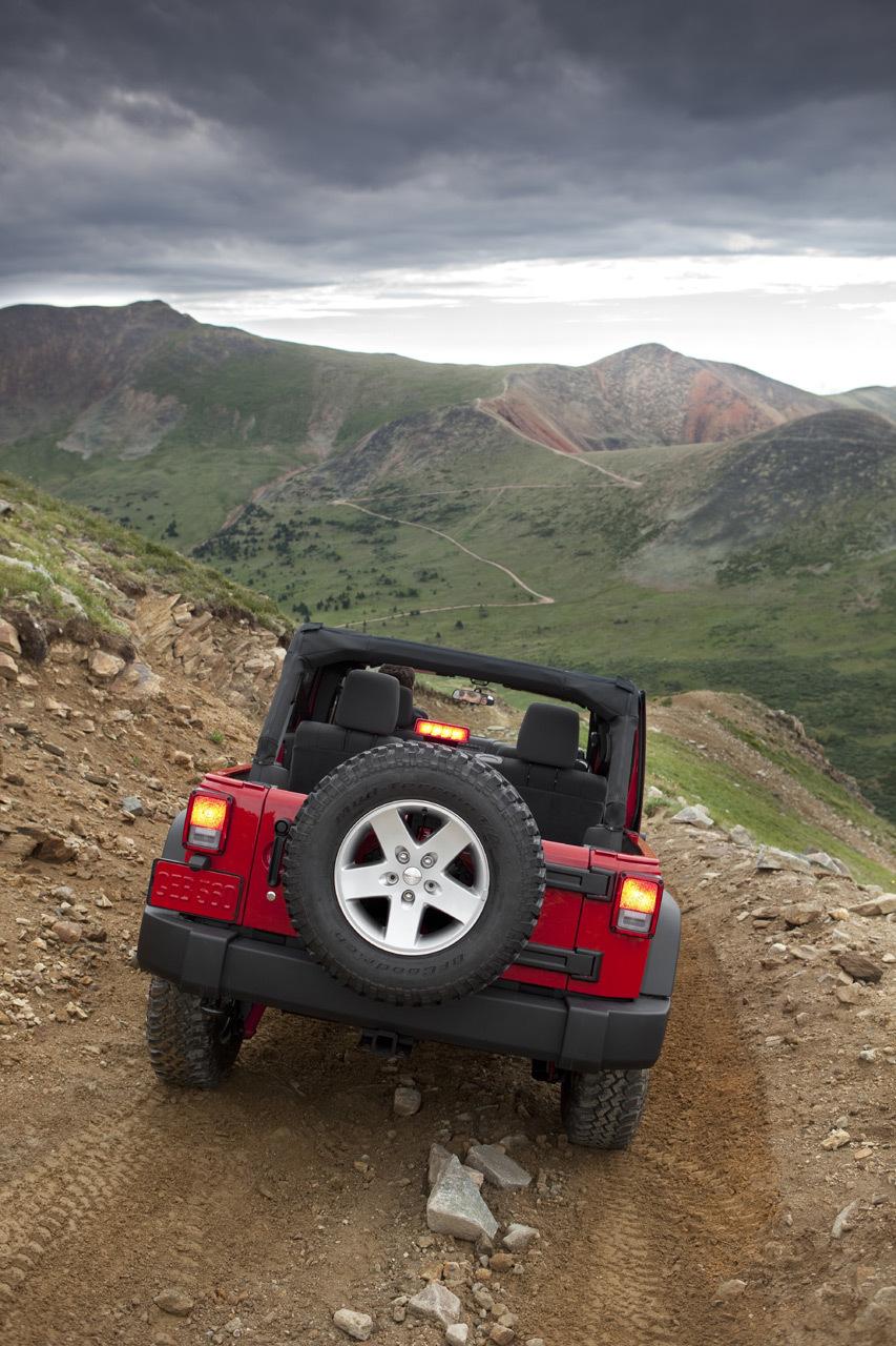 Foto de 2011 Jeep Wrangler (22/27)