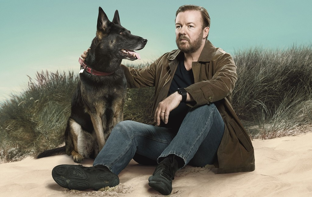 'After Life': Ricky Gervais bet with success by the melancholy in his remarkable series for Netflix