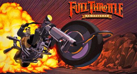 Full Throttle Remastered da el salto a iOS y ya puedes descargarlo