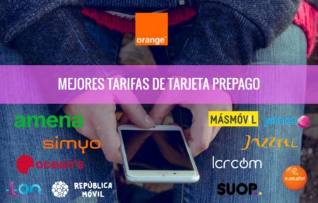 Tarifas Tarjeta Orange