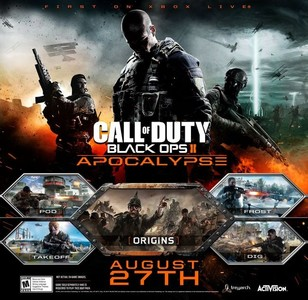 Hoy llega el apocalipsis al 'Call of Duty: Black Ops II' de Xbox 360