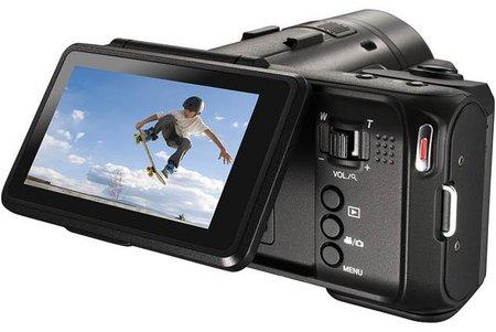 JVC fusiona vídeo y fotografía en su nueva GC-PX10