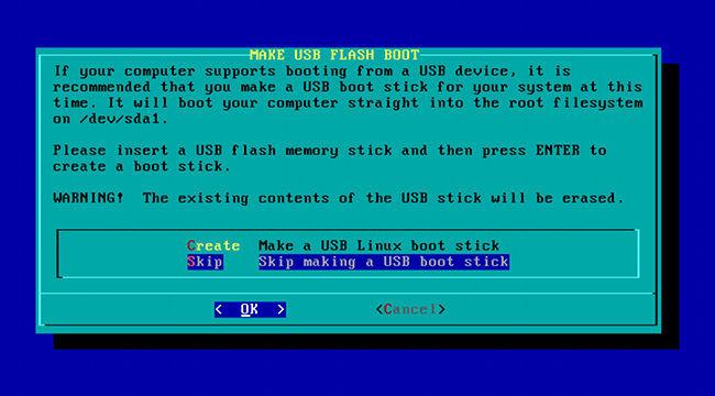 Slackware 14 instalación