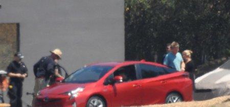 """El nuevo Toyota Prius """"cazado"""" sin camuflaje en EE.UU."""