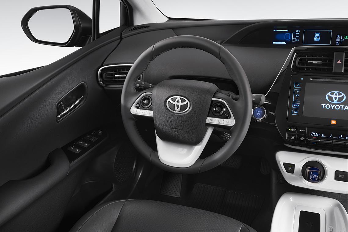 Foto de Toyota Prius 2016 (1/18)