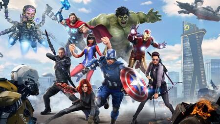Marvel's Avengers ya llegó a la nueva generación de consolas: compara tú mismo las diferencias entre PS5 y PS4 Pro