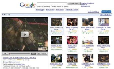 Google sigue cerrando servicios: caen Google Video e iGoogle