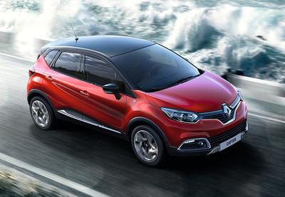Renault Captur, ahora con motor dCi 110cv