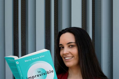 «Una máquina no entendería por qué si tenemos el algoritmo perfecto no le hacemos caso», Marta García Aller, experta en tecnología