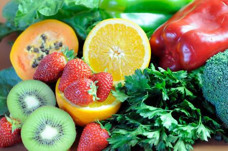 Siete razones para consumir frutas y verduras a diario si quieres estar en forma