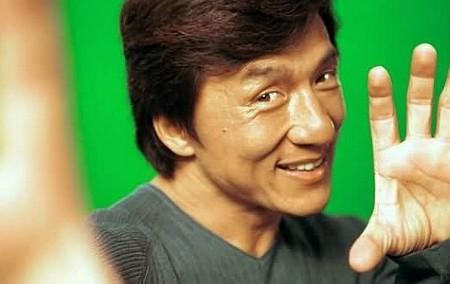 'The Karate Kid', Jackie Chan por Pat Morita