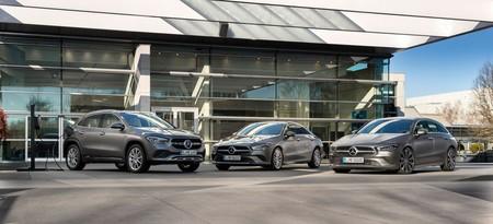 Los Mercedes-Benz GLA y CLA plug-in hybrid prometen hasta 71.4 km/l y 69 km en modo eléctrico