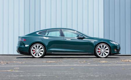 El Tesla Model S P85d Performance (2015) de Tom Hanks, a subasta