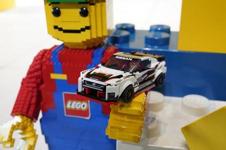 Lego Nissan Gt R Nismo 31