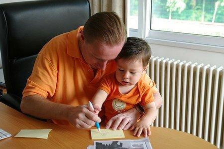 Cómo conseguir que los niños pierdan el interés por dibujar en cinco pasos (II)