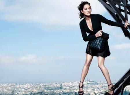 Primera imagen de Marion Cotillard para Dior