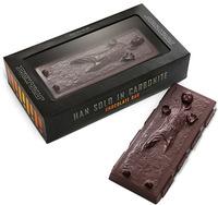 Chocolate de Han Solo en carbonita