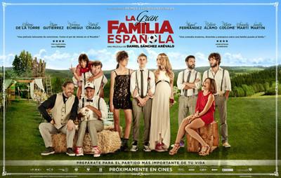 'La gran familia española', hondo sentimiento