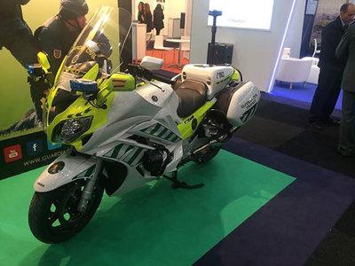La Guardia Civil se pasa a Yamaha, así es la nueva FJR 1300 de la Agrupación de Tráfico