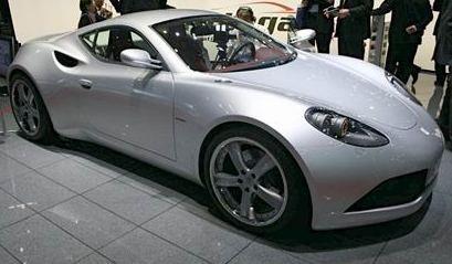 Artega GT, un nuevo deportivo alemán