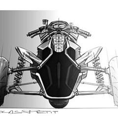 Foto 5 de 7 de la galería ducati-desmosedici-rr-trike-concept en Motorpasion Moto
